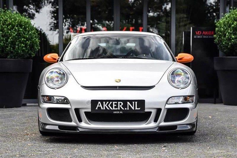 Porsche 911 GT3 RS CARBON SCHAALSTOELEN+ROLKOOI afbeelding 15