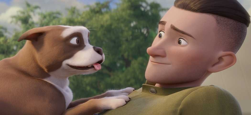 Sgt Stubby An American Hero (2018)