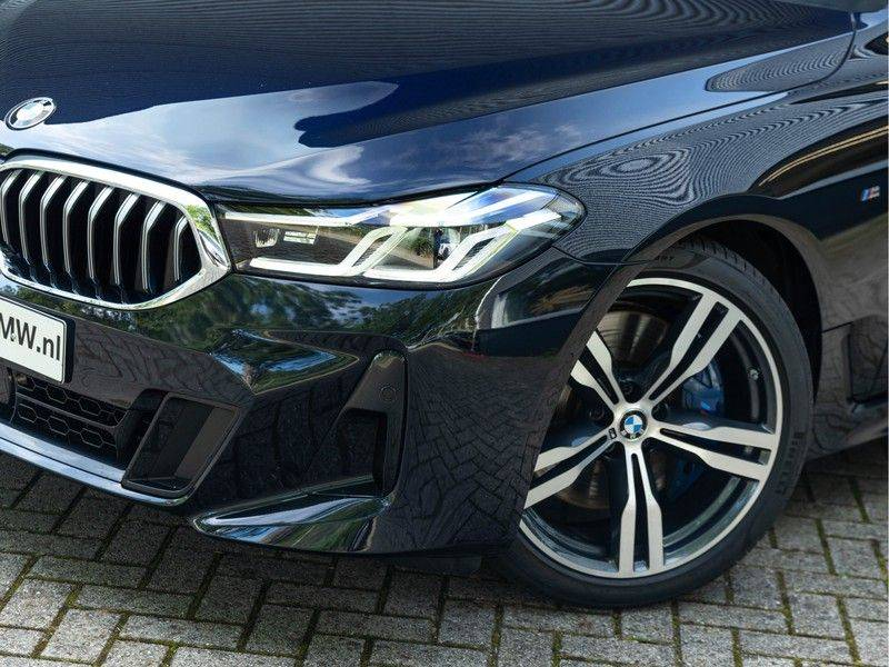 BMW 6 Serie Gran Turismo 630i High Executive - Luchtvering - Facelift - Driving Ass Prof afbeelding 8