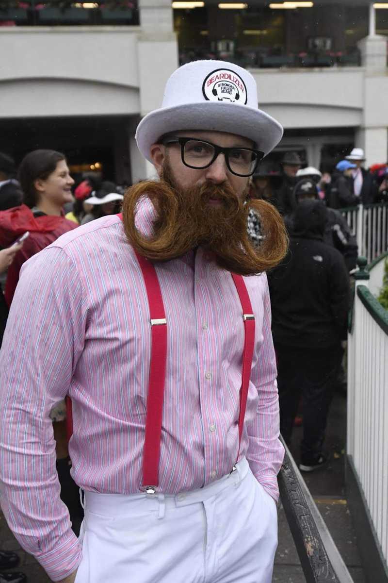 Kentucky derby weird people 3