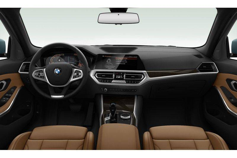 BMW 3 Serie Touring 318i High Executive Luxury Line afbeelding 3