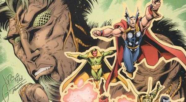 Vingadores Desafio Celestial