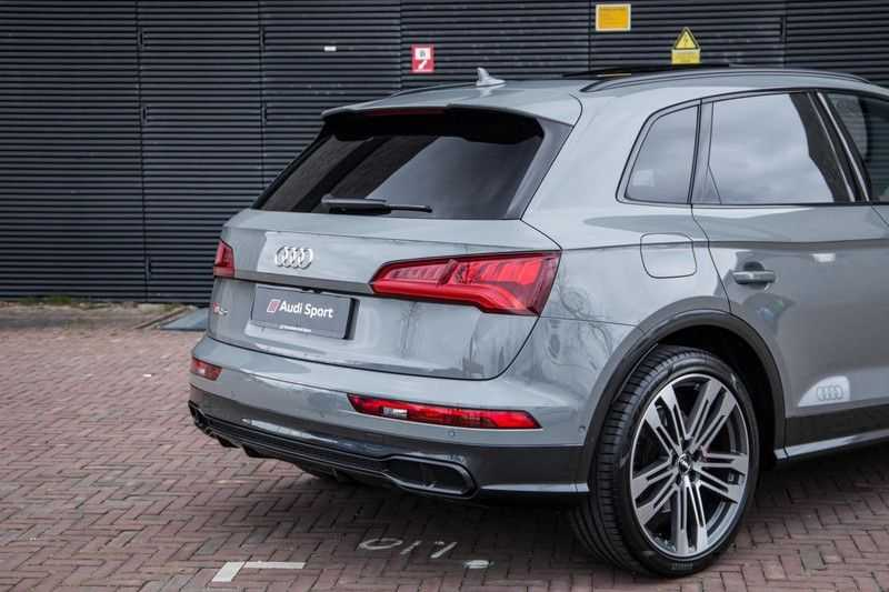 Audi Q5 3.0 TFSI SQ5 quattro | 354 PK | B&O Sound | Air suspension | Pano.Dak | Assistentie City-Tour-Parking | Trekhaak | Head-UP | Full Option | afbeelding 5