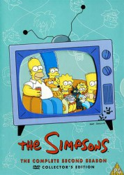 cover The Simpsons - S2