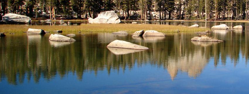 Dinkey Lakes