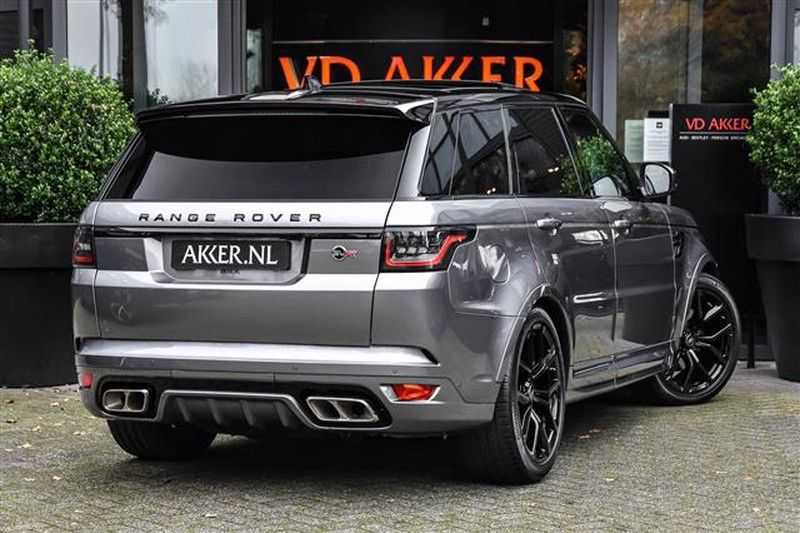 Land Rover Range Rover Sport SVR 22INCH+PANO.DAK+STOELKOELING NP.227K afbeelding 12