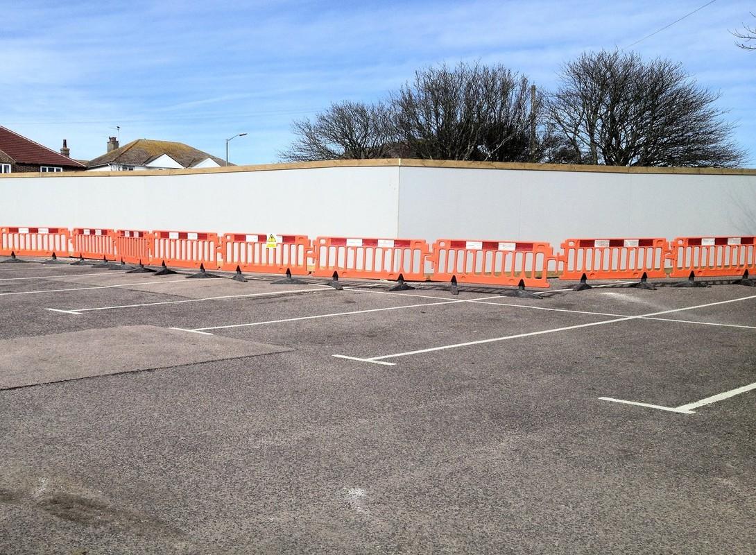 Avalon barrier perimeter