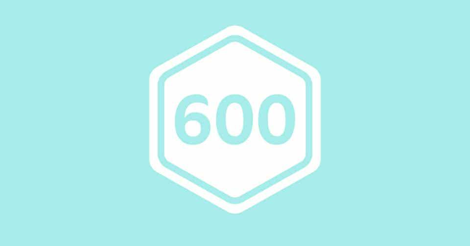 株式会社600のアイコン