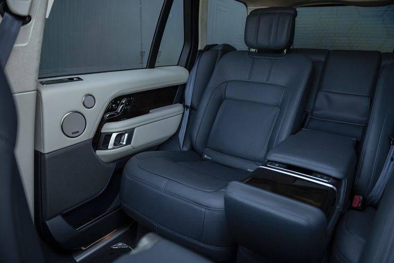 Land Rover Range Rover 5.0 V8 SC Autobiography Portofino Blue + Verwarmde, Gekoelde voorstoelen met Massage Functie + Adaptive Cruise Control + Head Up afbeelding 3