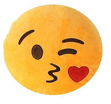 Coussin Emoji