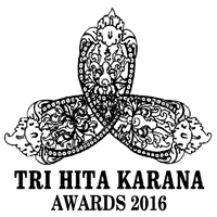 Winner of Tri Hita Karana award 2016