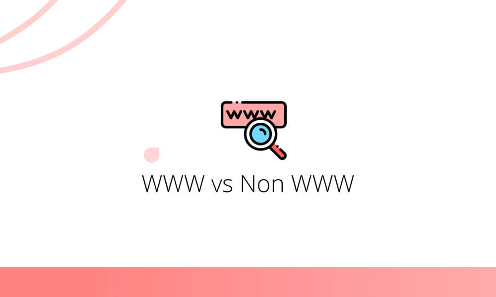 Cover image for WWW vs Non WWW