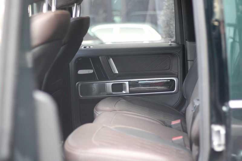 Mercedes-Benz G-Klasse 63 afbeelding 9