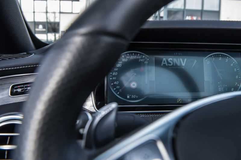 Mercedes-Benz S-Klasse Cabrio 500 , 456 PK, AMG/In/Exterieur, Swarovski, Head/Up, Airscarf, 29DKM, NIEUW!! afbeelding 9