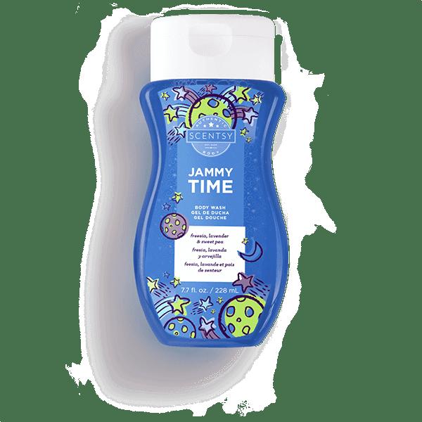 Jammy Time Body Wash