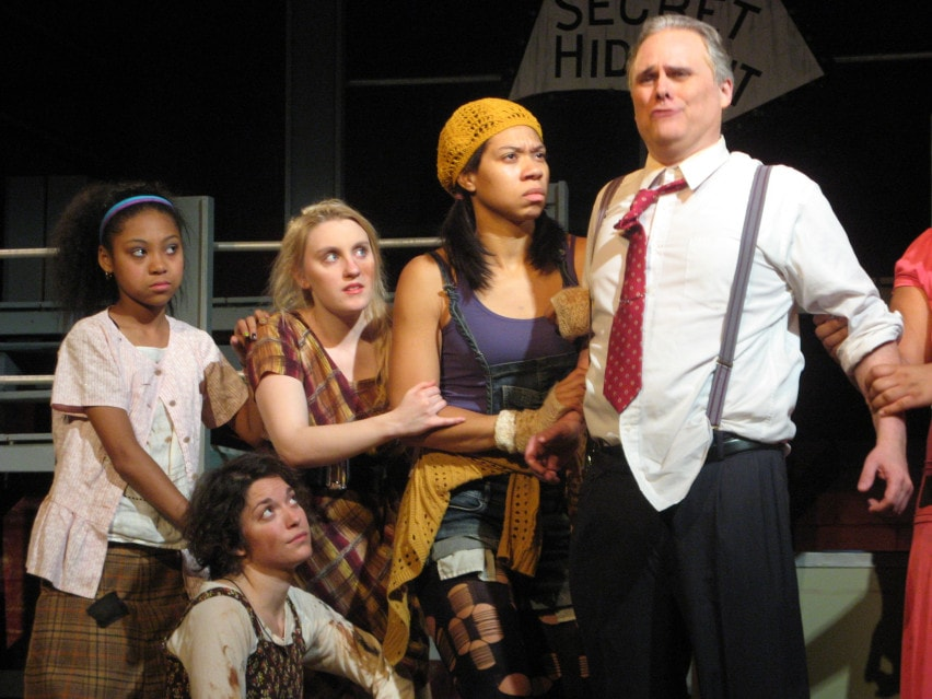 Urinetown rebels