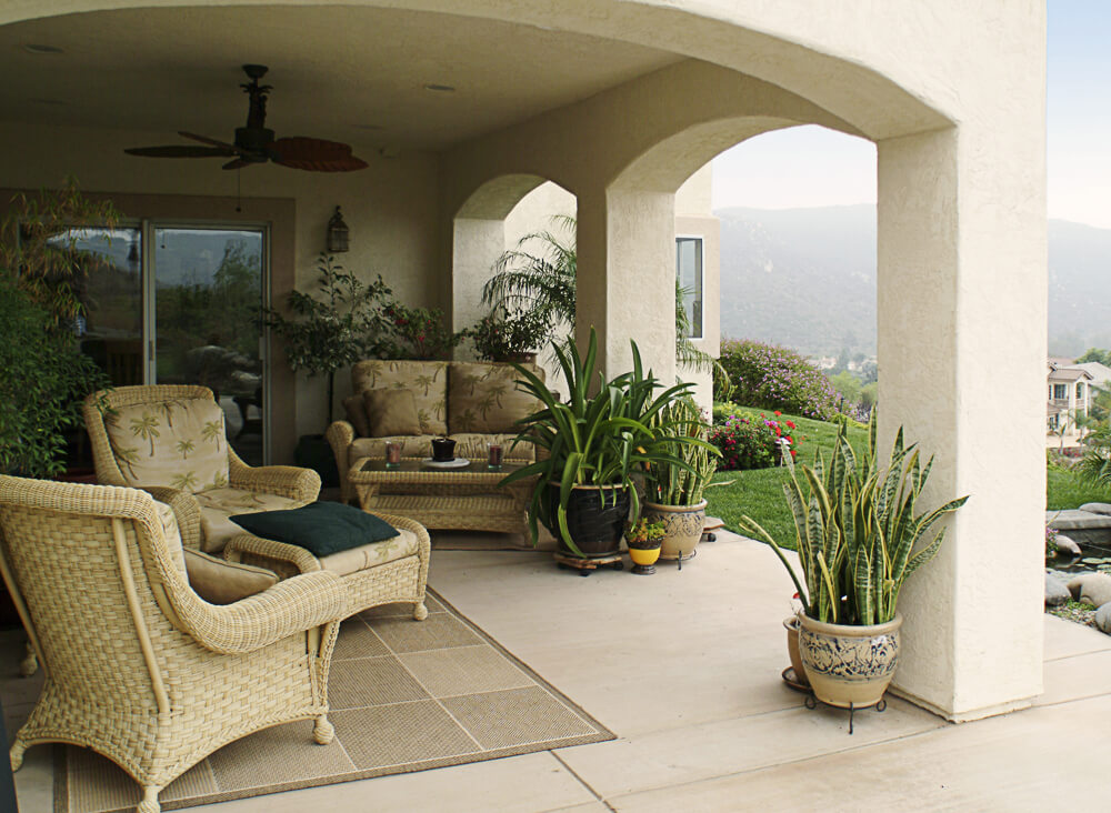 Outdoor Living Space Projects gallery images