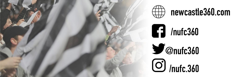 NUFC360 Logo