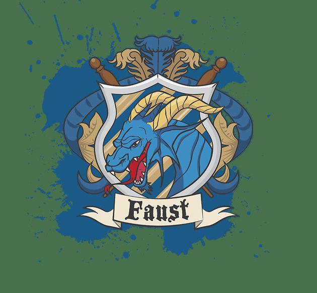 Faust Hauswappen