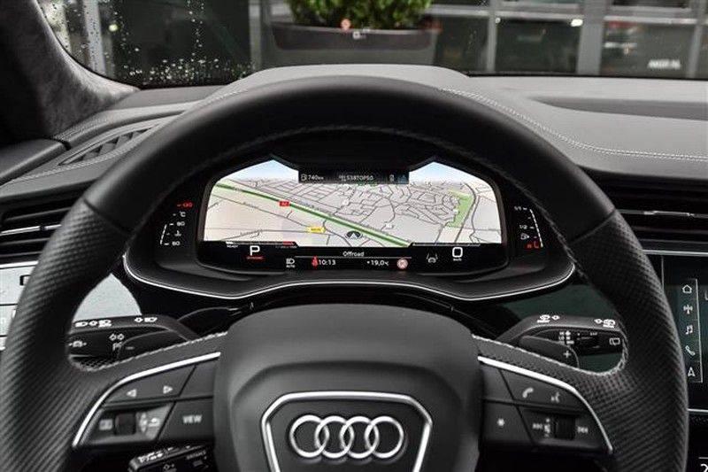Audi SQ8 4.0 TFSI NP 222K 4WSTURING+23INCH+PANO.DAK+HEADUP afbeelding 8