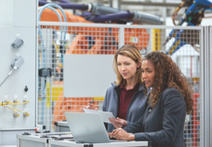 INDustry: Where Are the Women Leaders in Manufacturing?