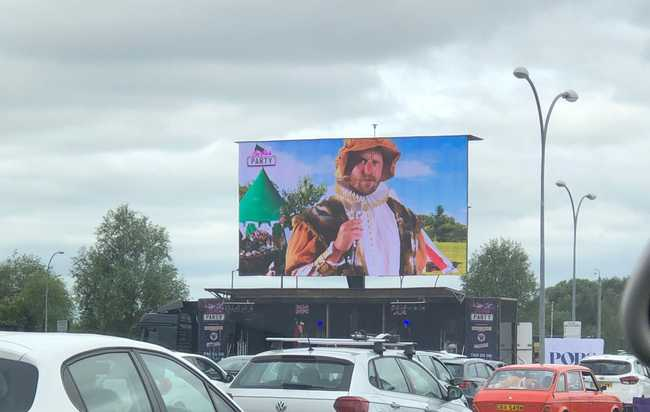 Horrible Histories: Drive-In Theatre Review