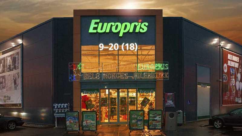 Europris - Slik ga Capra Europris kontroll over egne data