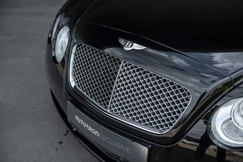 Bentley Continental GTC 6.0 W12 + Dealer onderhouden + Excellent Condition afbeelding 9