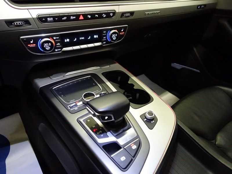 Audi Q7 3.0 TDI E-tron Quattro 374pk S-line Premium Autom- Pano, Virtual Cockpit, Bose, Leer, Camera afbeelding 7