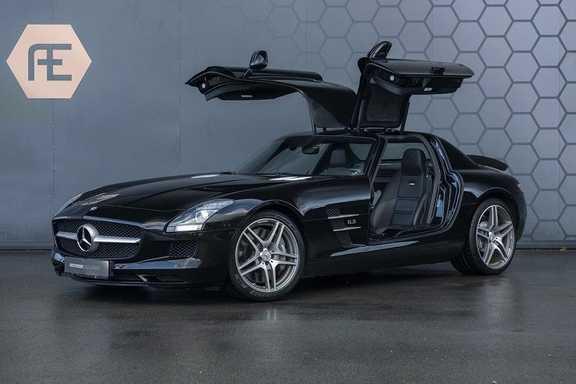 Mercedes-Benz SLS Coupé 6.3 AMG B&O