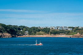 English Channel, near Le Portelet, Jersey, United Kingdom