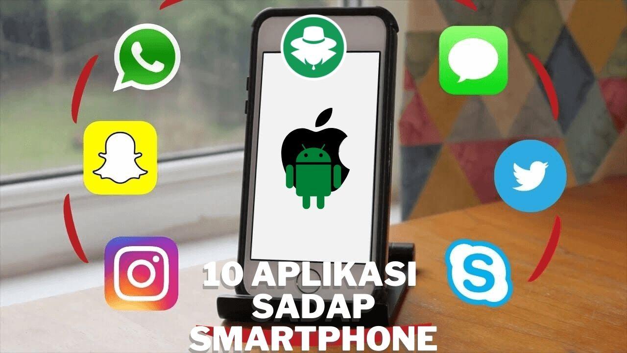 10+ Aplikasi Penyadap iPhone & Android (Update)