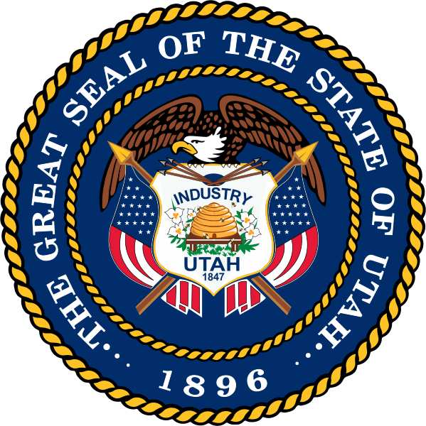logo of State of Utah