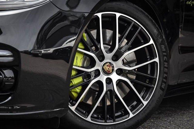 Porsche Panamera 4S E-HYBRID ST SPORTDESIGN+HEADUP+ACC NP. 180K afbeelding 10