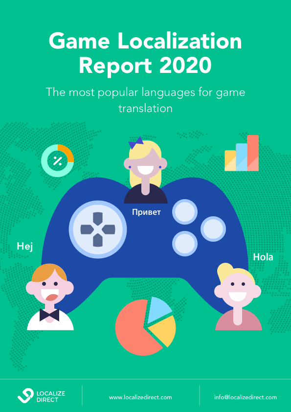2020 Game Localization Report