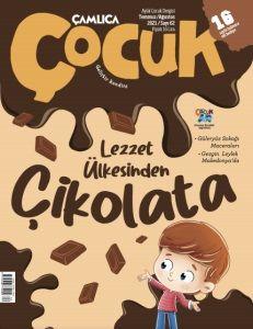 Çamlıca Çocuk Dergisi (Sayı: 62)