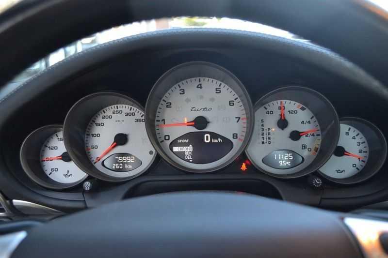 Porsche 911 Turbo / Dealeronderhouden / Approved afbeelding 15
