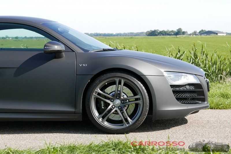 Audi R8 5.2 V10 FSI Origineel Nederlands geleverd! afbeelding 14