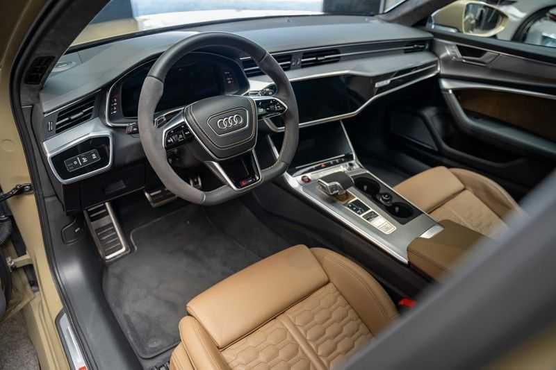 Audi RS6 Avant Exclusive Keramisch Akrapovic B&O High End RS 6 TFSI quattro afbeelding 15