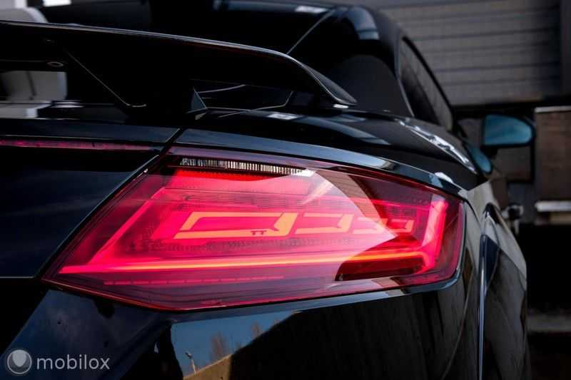 Audi TT -RS 2.5 Quattro | 3D LED | Keramisch| Black afbeelding 3