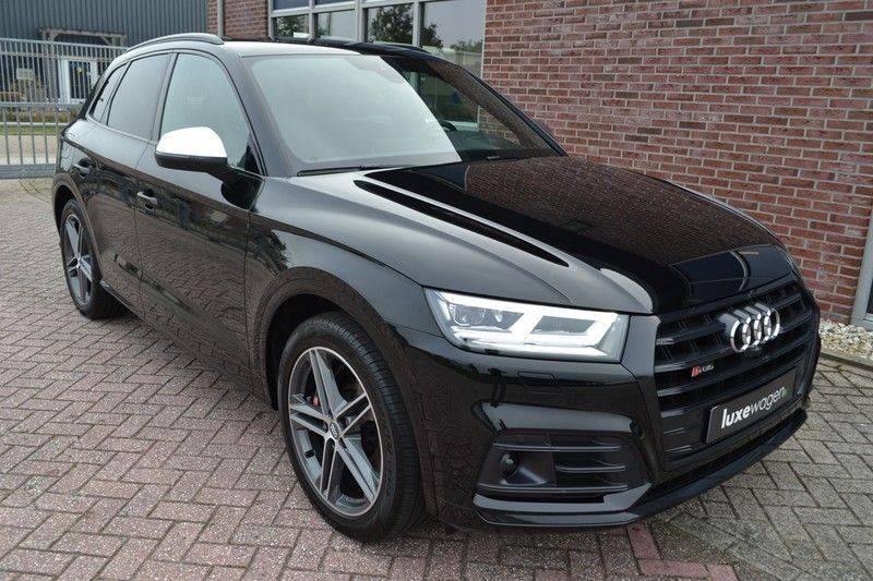 Audi SQ5 3.0 BiTDI 347pk quattro Trekh ACC HUD m-LED Topview Black-Opt afbeelding 19