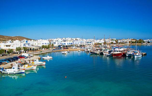 Following the mythological trail as you sail the Greek islands