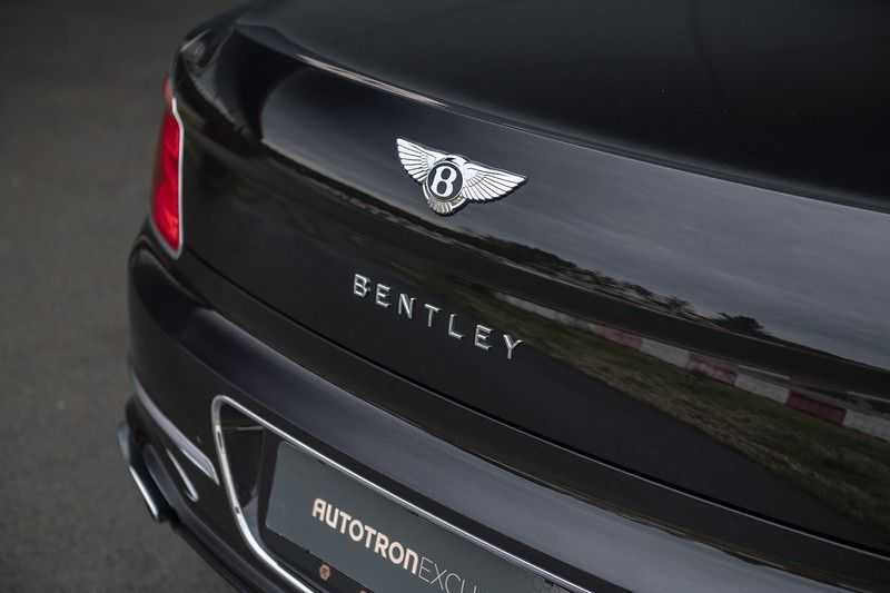 Bentley Flying Spur 6.0 W12 FIRST EDITION MY 2021 NAIM + Mulliner + Touring Spec + Head-Up + Bentley Rotating Display + Onyx Pearl / Beluga + Full Option + afbeelding 19