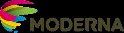 Logo Editora Moderna