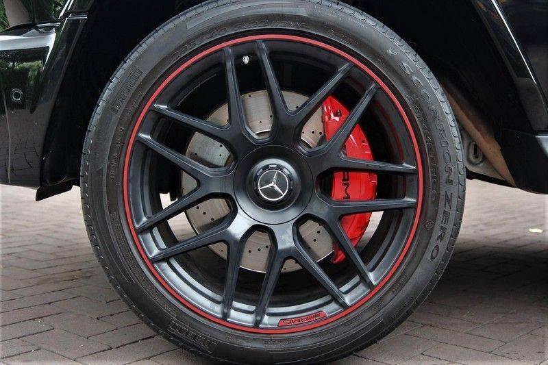 Mercedes-Benz G-Klasse 63 AMG Edition 1 BURMESTER+STANDKACHEL+360GRADEN afbeelding 3