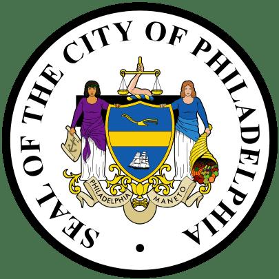 logo of City & County of Philadelphia