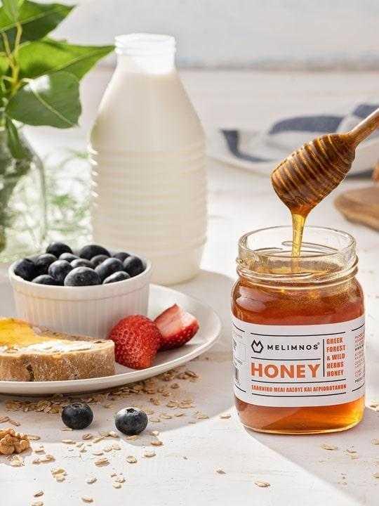 Forest & wild herbs honey - 450g