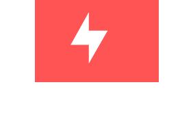Hero logo white