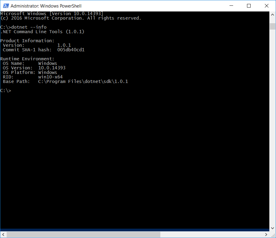 Day 5 - Exploring Docker for Windows - Running A Command Prompt