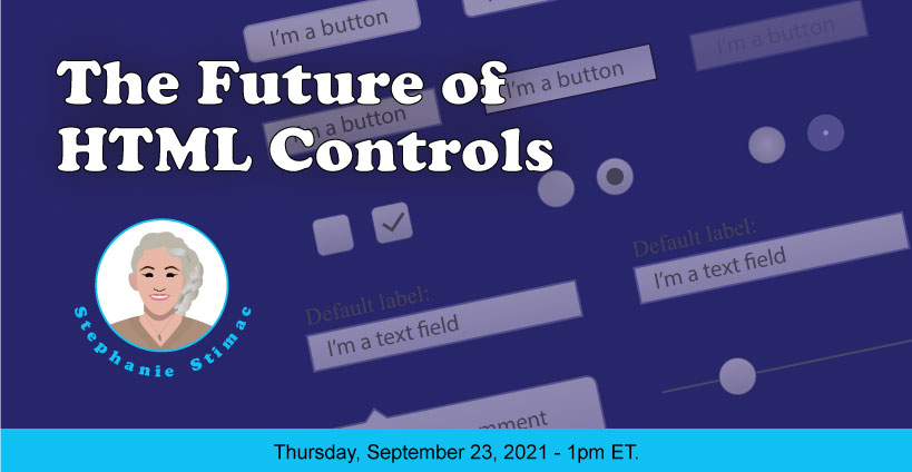 Banner for What the Future Holds for HTML Controls